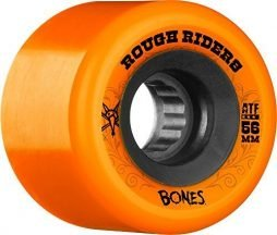 Bones Wheels Rough Riders 80a Skateboard Wheels