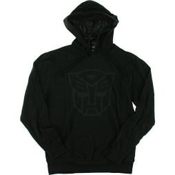 Primitive Skateboarding Autobots Black Hooded Sweatshirt – X-Large