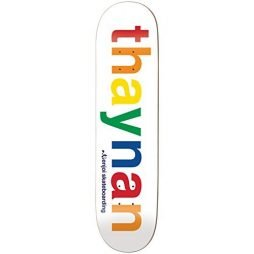 Enjoi HG Spectrum Deck, Thaynan Costa, Size 8.125