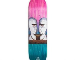 HABITAT-PINK-FLOYD-Skateboard-Deck-DIVISION-BELL-STAIN-FADE-85-0