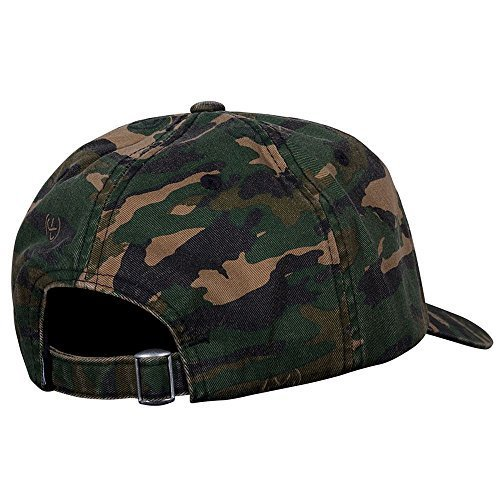 JSLV Camo Polo Strap Back Hat  3cd8c51e8f7