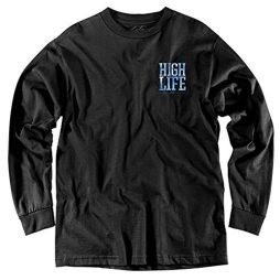 JSLV Men's High Life X-Jay Long-Sleeve Tee