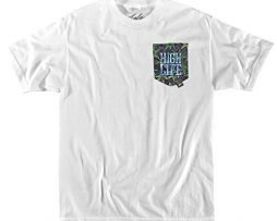 JSLV Men's High Life X-Jay Pocket Tee