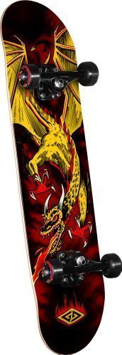 Powell Golden Dragon Flying Dragon Complete Skateboards [Multiple Models]