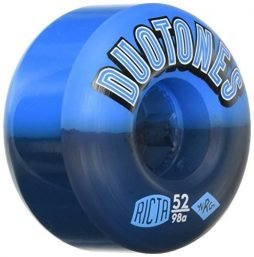 Ricta Wheels Duo Tones 98a Skateboard