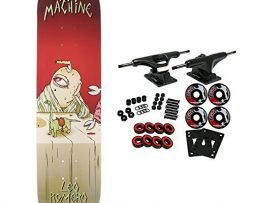 TOY MACHINE Skateboard Complete LAST SUPPER ROMERO 8.125""