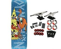 TOY MACHINE Skateboard Complete PIZZA SHREDDER SECT 7.75""
