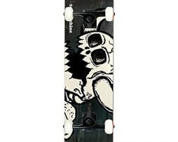 "TOY MACHINE Skateboard VICE DEAD MONSTER (ASSORTED COLOR) 8.25"" Tensor Assembled"