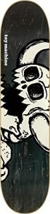 """Toy Machine Vice Mold Dead Vice Monster Skateboard Deck - 8.25"""" x 32.5"""""""