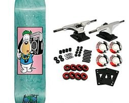 ALMOST-Skateboard-Complete-AMRANI-DROOPY-BOOMBOX-80-0