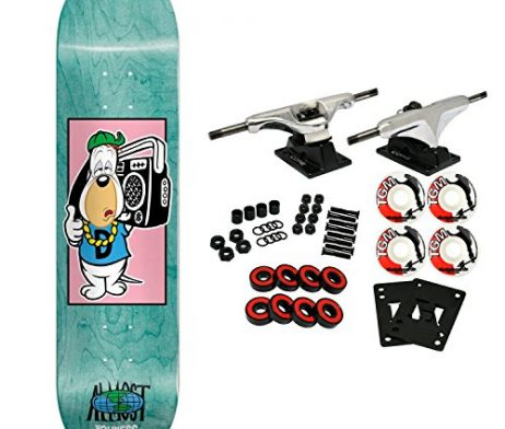 """ALMOST Skateboard Complete AMRANI DROOPY BOOMBOX 8.0"""""""