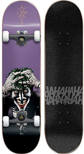 Almost Joker Justice Skateboard Complete