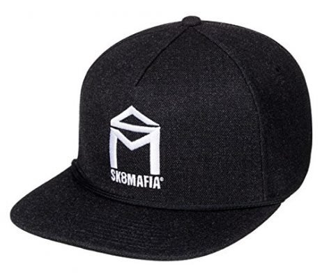 DC Mens Sk8mafia Snap Adjustable Hat