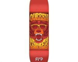 Flip Skateboards Caples Mercenaries Series Pro Skate Board, 31.25 x 8.44""