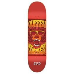 Flip Skateboards Caples Mercenaries Series Pro Skate Board, 31.25 x 8.44″