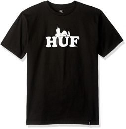 HUF Men's X Snoopy Tee