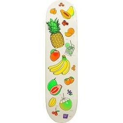 Primitive Skateboarding Carlos Ribeiro Fruit Party Skateboard Deck – 8.1″ x 31.75″