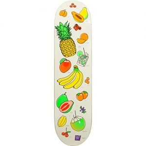 "Primitive Skateboarding Carlos Ribeiro Fruit Party Skateboard Deck - 8.1"" x 31.75"""