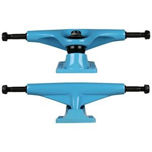 "TENSOR Skateboard Trucks MAGNESIUM BLUE 5.5 (Pair) 8.12"" Axle"