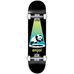 Enjoi HG Abduction Complete Skateboard, Yellow/Blue, Size 7.5FU