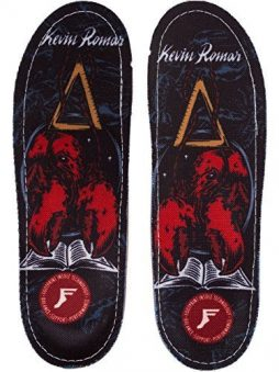 Footprint Insole Technology Black Kingfoam Orthotics - Kevin Romar Illuminist Si
