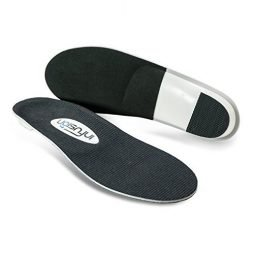 Infusion Fit Insole: Functional Foot Orthotics for an Active Lifestyle by Infusion Insoles (A: Men's 5-5.5 | Women's 6-6.5)