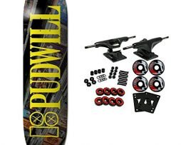 PLAN B Skateboard Complete PUDWILL TUNES PRO SPEC 8.0""