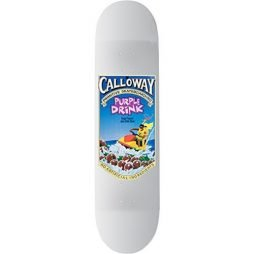 PRIMITIVE CALLOWAY CAPRI SKATE DECK-8.0 w/ MOB GRIP
