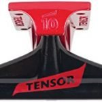 Tensor 10415187 Alum Reg Flick Black/Red 5.25 Trucks
