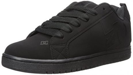 DC Men's Court Graffik Skate Shoe