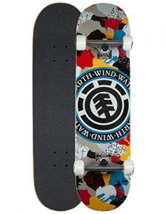 ELEMENT Cut Out Seal Complete Skateboard