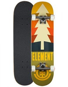 ELEMENT Ranger Logo Complete Skateboard