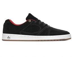 ES Skateboard Shoes ACCEL SLIM BLACK Size