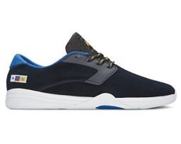 Es Mens Sense Navy Skate Shoe