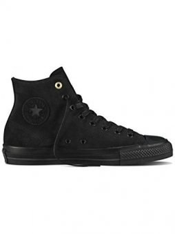 Converse Chuck Taylor All Star Shoes (M3310) Hi Black Monochrome, 10 D(M) US Mens / 12 B(M) US Womens, Black Monochrome