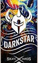 Darkstar 10012529 Axis Skateboard Deck, Yellow, 8