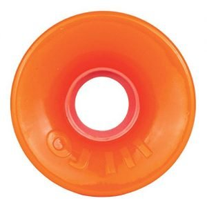 OJ III HOT JUICE 78a 60mm SOLID ORANGE Skateboard Wheels