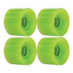 OJ III HOT JUICE MINI 78a 55mm SOLID GREEN Skateboard Wheels