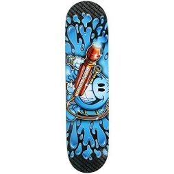 World Industries Water Cannon Deck Only (7.6 x 31.125)
