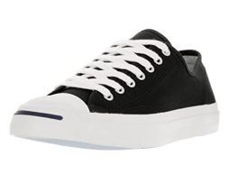 Converse Unisex Jack Purcell CP OX Black/White 8.5