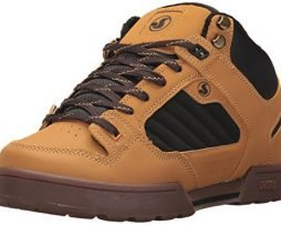 DVS Men's Militia Boot Snow Shoe, Chamois Leather, 13 Medium US