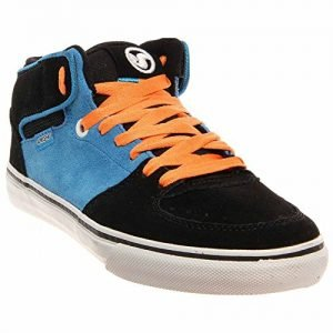 DVS Torey Skate Shoe - Men's Black/Blue Suede, 12.0