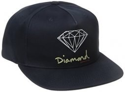 Diamond Supply Co. Men's OG Script Brilliant Snapback