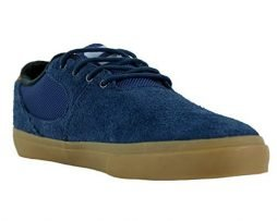 ES Skateboard Shoes ACCEL SQ NAVY/GUM Sz 12