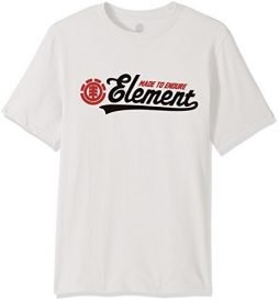 Element Men's Signature Regular Fit Short Sleeve T-Shirt