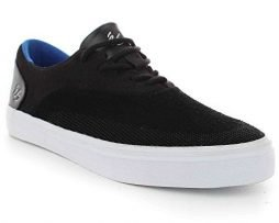 Es Arc (Black) Men's Skate Shoes-9