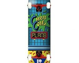 "PLAN B Skateboard Complete COLE DARE 8.5"" Tensor Assembled"