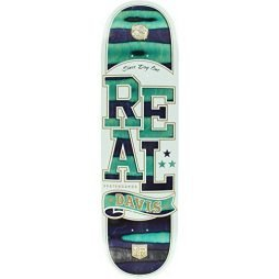 "Real Skateboards Davis Torgeson Spectrum Low Pro II Skateboard Deck - 8.38"" x 32.56"""