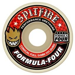 Spitfire Formula Four Conical Full 101a Wheels
