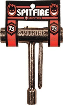 Spitfire Wheels T3 Multi-Purpose Skate Tool